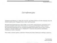 Inwentaryzacje Gaja Niech 2013-2014