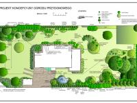 Projekt ogrodu Goleniów